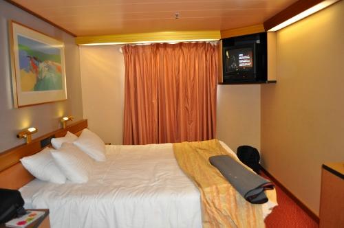 Cabin 1171 on Carnival Destiny
