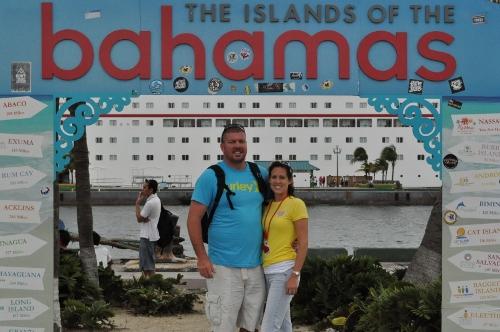Port at Nassau