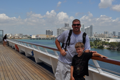Port of Miami Tory and Braxton