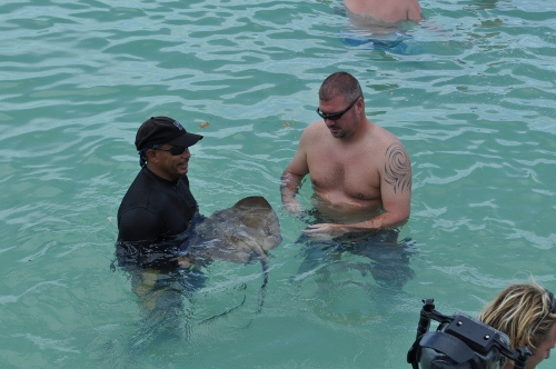 Sting Ray Excursion at Grand Turk