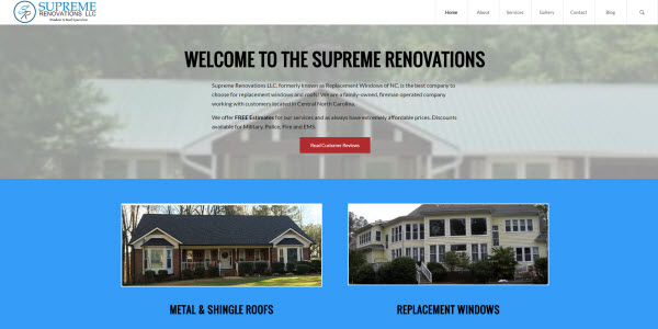 supreme renovations llc