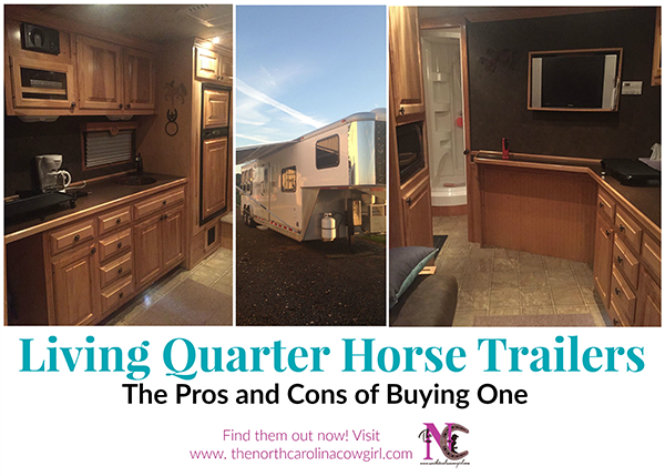 Living Quarter Horse Trailer U2013 The Pros And Cons Of Buying One
